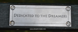 Dedicated to the dreamers